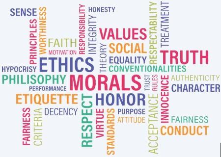 parole donnée avec éthique